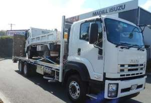 2013 Isuzu FXY 1500 Long Beaver Tail