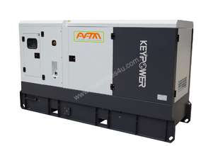 220kVA Portable Diesel Generator - Three Phase
