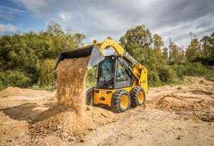 Liugong 365B Skid Steer Loader with High Flow
