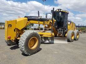 2010 CAT 140M Motor Grader - picture0' - Click to enlarge