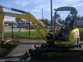 2010 YANMAR VIO55-5BPR EXCAVATOR - picture0' - Click to enlarge