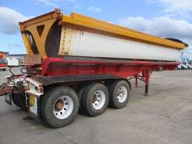 Azmeb Side Tipper Trailer - picture1' - Click to enlarge