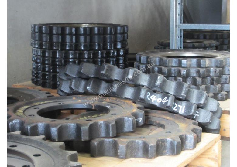 TUFFPART STEEL TRACK CHAINS & TRACK GROUPS