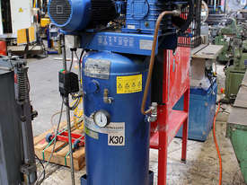 Pilot K30 Air Compressor - picture0' - Click to enlarge
