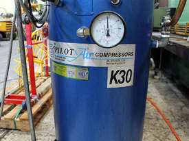 Pilot K30 Air Compressor - picture1' - Click to enlarge