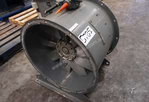 Abb Axial Fan, 600mm Dia