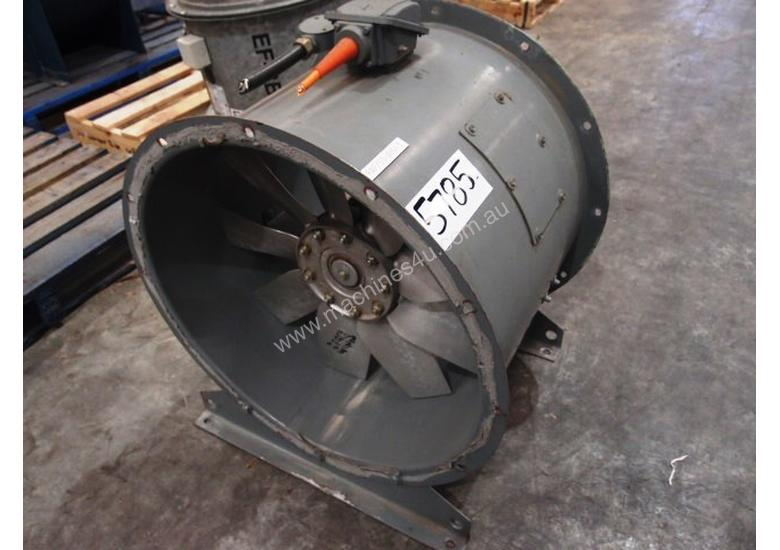 Used abb Axial Fan 600mm Dia Axial Fans in , - Listed on