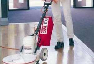 Polivac SL1600 Suction Floor Burnisher