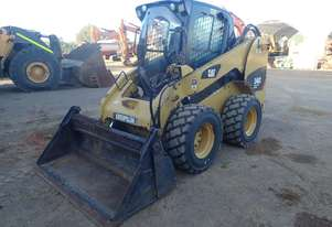 Caterpillar 246C Wheeled Skidsteer Loader