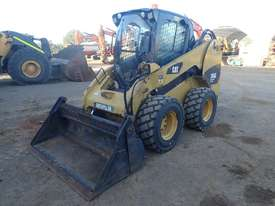 Caterpillar 246C Wheeled Skidsteer Loader - picture0' - Click to enlarge
