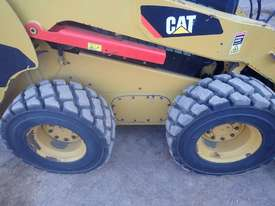 Caterpillar 246C Wheeled Skidsteer Loader - picture5' - Click to enlarge