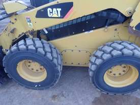 Caterpillar 246C Wheeled Skidsteer Loader - picture6' - Click to enlarge
