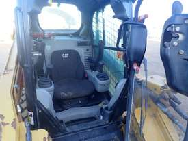 Caterpillar 246C Wheeled Skidsteer Loader - picture10' - Click to enlarge