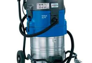 Nilfisk Wet and Dry Industrial Vacuum ATTIX 761-21XC with accessories
