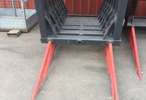 Howard 2 PRONG EURO Bale Forks Hay/Forage Equip