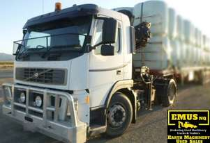 Volvo FM9 single axle Prime Mover with Crane.   TS430