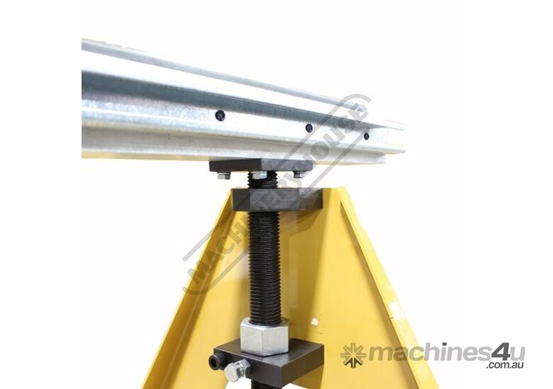 IDX-10-350-M 3048mm (10ft) Rotary Positioning Table 63.5mm Index Chuck Thru Hole Suits RDB-350 Hydra