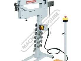 MBR-610 Bead Roller - Motorised Variable Speed 1.2mm Mild Steel Thickness Capacity & 610mm Throat De - picture0' - Click to enlarge