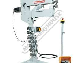 MBR-610 Bead Roller - Motorised Variable Speed 1.2mm Mild Steel Thickness Capacity & 610mm Throat De - picture3' - Click to enlarge