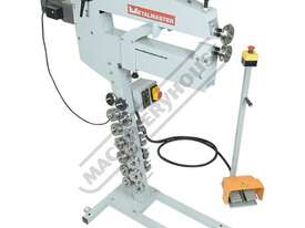MBR-610 Bead Roller - Motorised Variable Speed 1.2mm Mild Steel Thickness Capacity & 610mm Throat De - picture4' - Click to enlarge