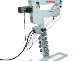 MBR-610 Bead Roller - Motorised Variable Speed 1.2mm Mild Steel Thickness Capacity & 610mm Throat De - picture5' - Click to enlarge