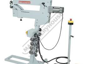 MBR-610 Bead Roller - Motorised Variable Speed 1.2mm Mild Steel Thickness Capacity & 610mm Throat De - picture6' - Click to enlarge