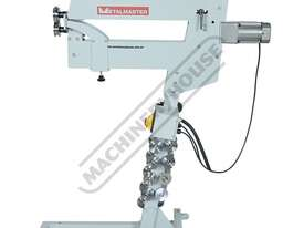 MBR-610 Bead Roller - Motorised Variable Speed 1.2mm Mild Steel Thickness Capacity & 610mm Throat De - picture7' - Click to enlarge