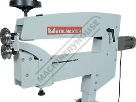 MBR-610 Bead Roller - Motorised Variable Speed 1.2mm Mild Steel Thickness Capacity & 610mm Throat De - picture9' - Click to enlarge