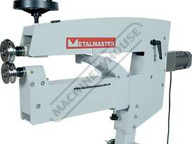 MBR-610 Bead Roller - Motorised Variable Speed 1.2mm Mild Steel Thickness Capacity & 610mm Throat De - picture10' - Click to enlarge