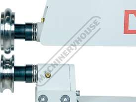 MBR-610 Bead Roller - Motorised Variable Speed 1.2mm Mild Steel Thickness Capacity & 610mm Throat De - picture14' - Click to enlarge