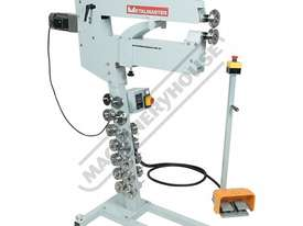 MBR-610 Bead Roller - Motorised Variable Speed 1.2mm Mild Steel Thickness Capacity & 610mm Throat De - picture2' - Click to enlarge