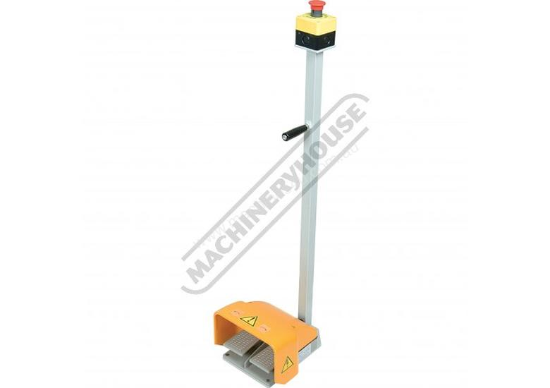 MBR-610 Bead Roller - Motorised Variable Speed 1.2mm Mild Steel Thickness Capacity & 610mm Throat De