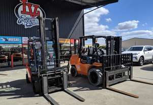 *RENTAL* 5.0T - 6.0T FORKLIFTS PER DAY