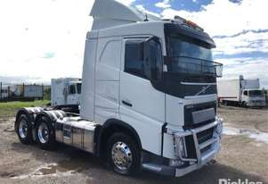 Volvo 2015   FH Globetrotter