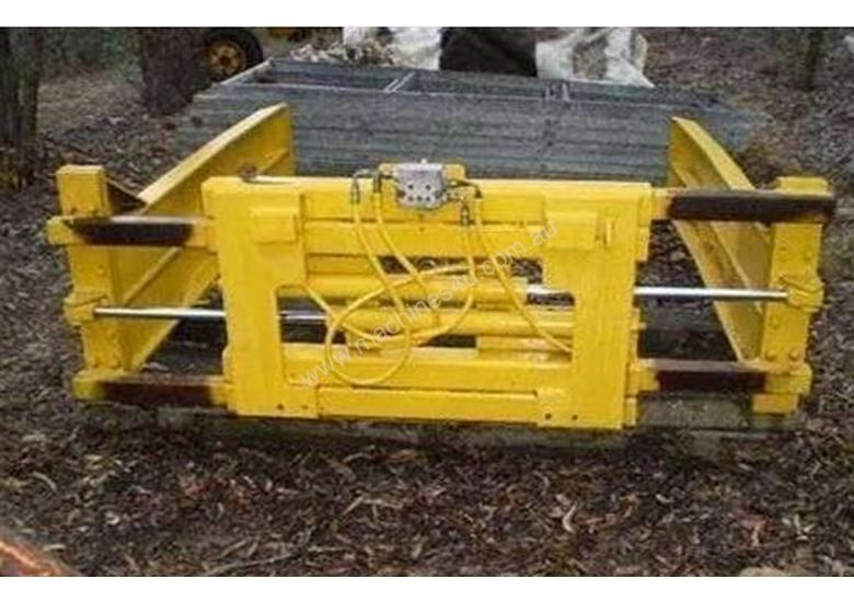 Brudi Clamps Fork Positioners Class 2 and 3