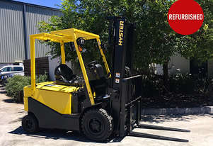 2.5T Battery Electric 4 Wheel Battery Electric Forklift