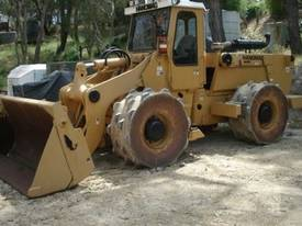 Hanomag Compactor Loader CL55 - picture0' - Click to enlarge