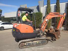 2014 KUBOTA KX91-3 3.3T EXCAVATOR WITH QUICK HITCH AND BUCKETS. LOW 2220 HOURS - picture2' - Click to enlarge