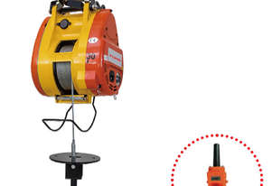 Toho Compact Wire Rope Builders Hoist 250 Kg Capacity