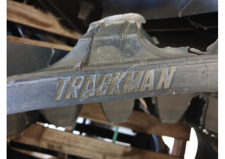 Pair of GOODYEAR Trackman Agricultural Rubber Tracks