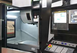Pinnacle -  Vertical Machining Center - Linear Guide ways                         FANUC Smart Panel