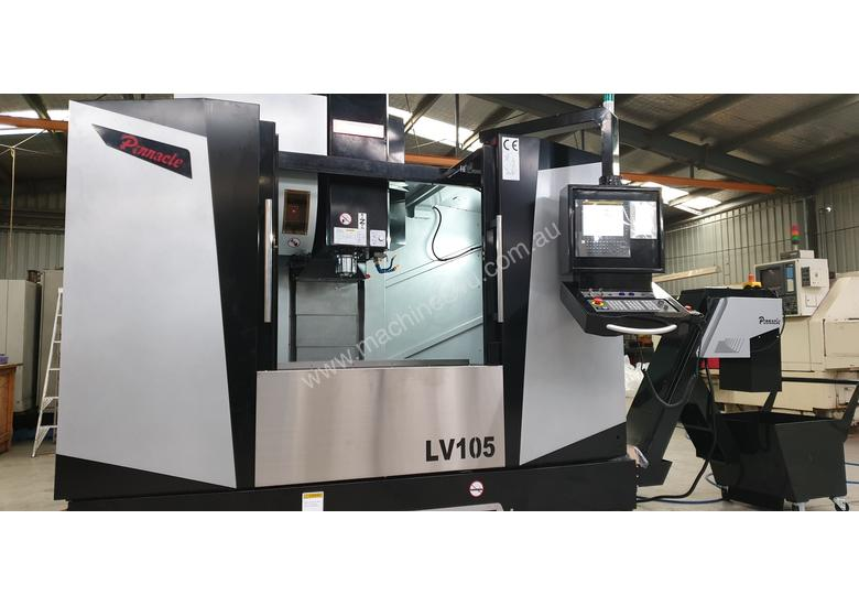 New Pinnacle LV105 Vertical Machining Centre � In Stock Ready for delivery