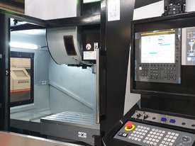 Pinnacle -  Vertical Machining Center - Linear Guide ways                         FANUC Smart Panel  - picture0' - Click to enlarge