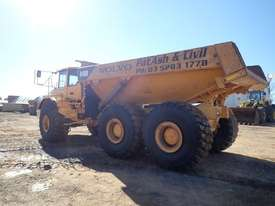 Volvo A40D Dump Truck - picture2' - Click to enlarge
