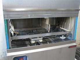 Commercial Kitchen Rack Conveyor Dishwasher - picture3' - Click to enlarge