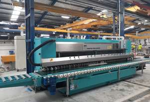 Farnese LCR/LCV/LCH Edgepolisher