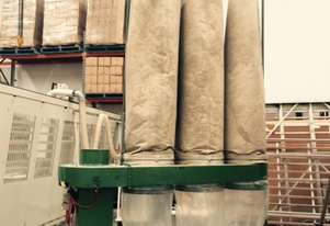 T800 Dust Extraction (100 x Bags) Clear -suit 515 dia