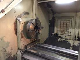 1270mm swing x 5000mm Pinnacle (Taiwan) PK-BN4540 (LC-50200) CNC Lathe - picture2' - Click to enlarge