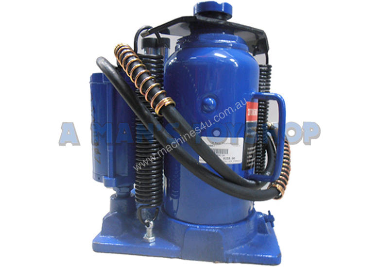 BOTTLE JACK 20 TONNE TALL AIR HYDRAULIC