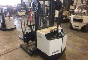 Electric Forklift Walkie Stacker WR Series 1998